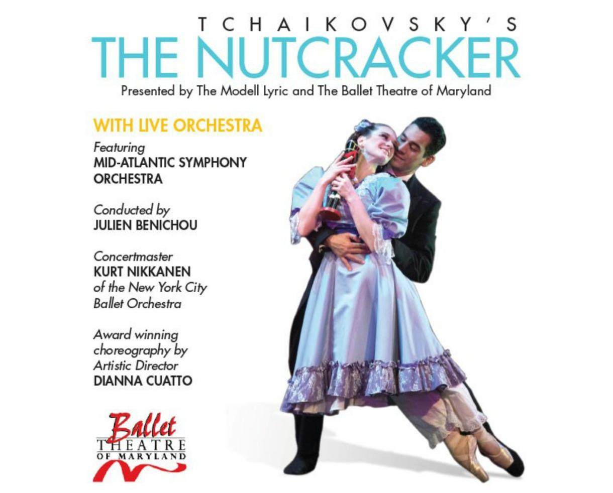 $39+ for The Nutcracker - December 23 - at The Modell Lyric in Baltimore (Up to 36% Off)