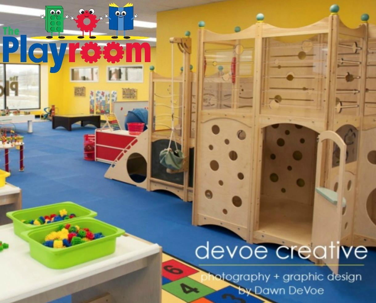 2 Open Play Passes at The Playroom