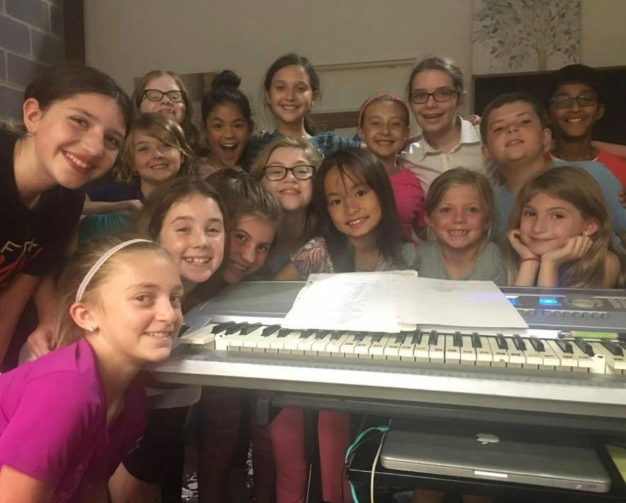 $200 for Theaterpalooza Musical Theatre Production Camp for Ages 4-15 - Ashburn or Leesburg ($100 Off)