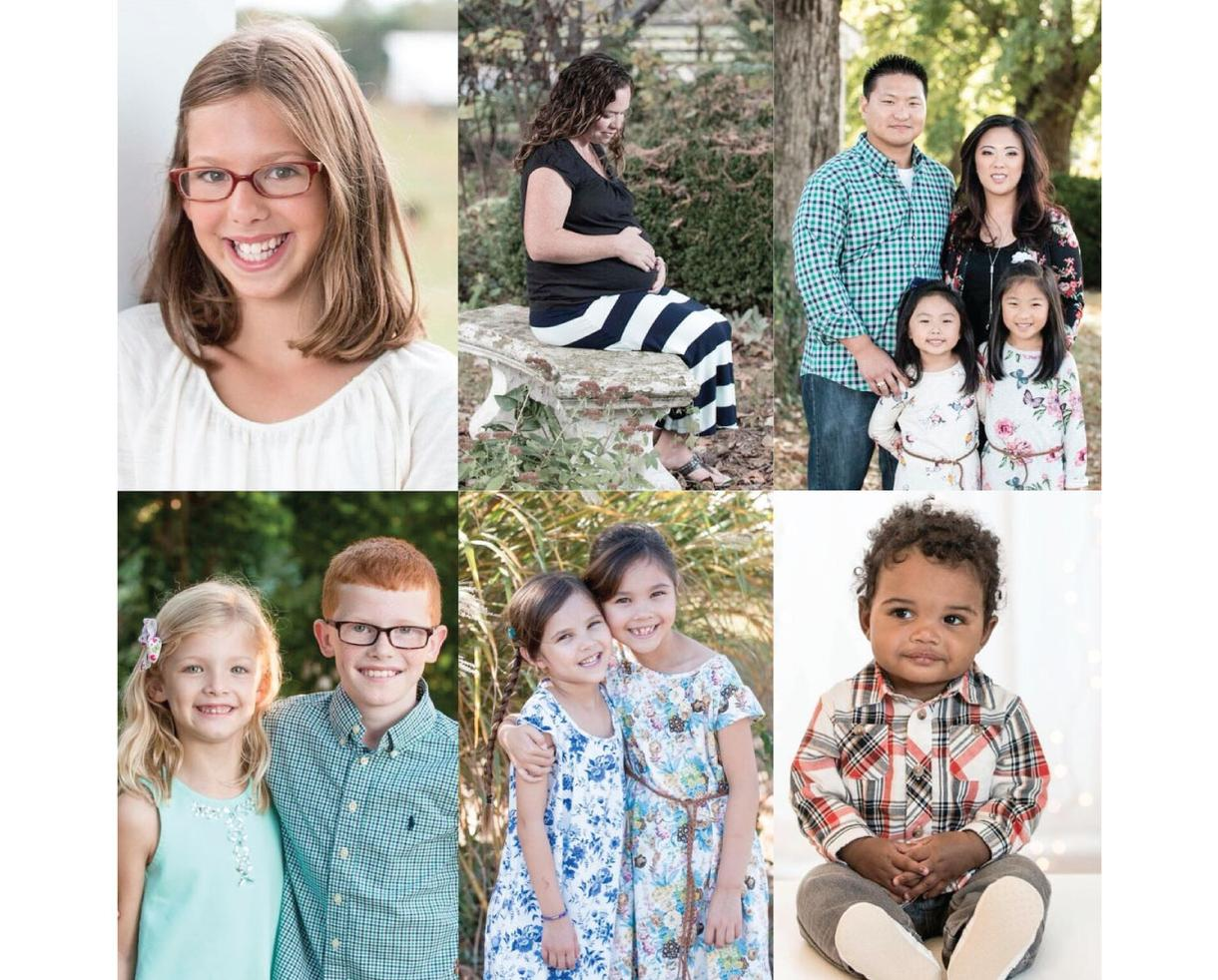 Family Mini Photo Session + 5 Digital Images from Tiffany Kristine Photography
