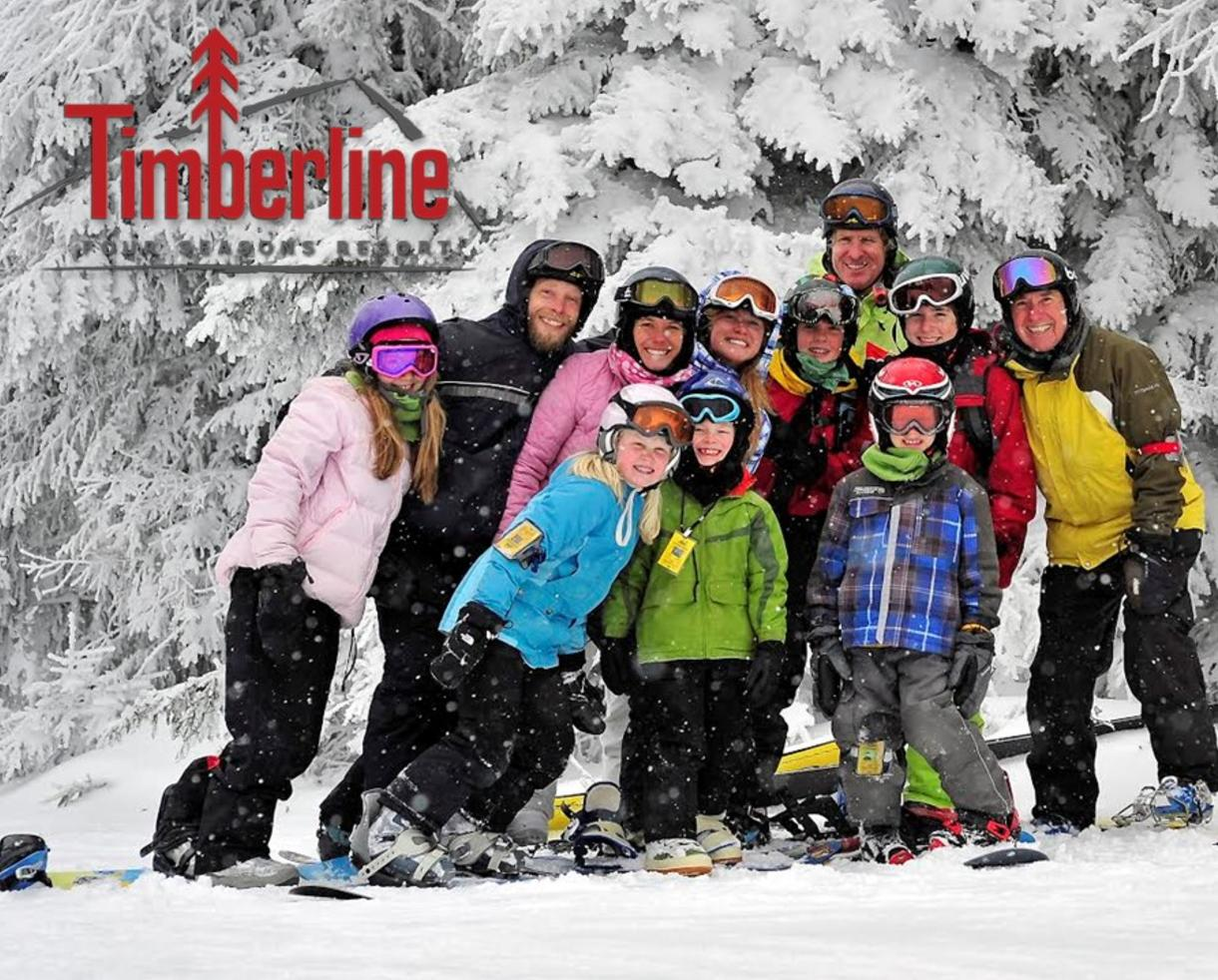 $49+ for Adult or Child Ski Lift Ticket & Helmet at Timberline Four Seasons Resort in West Virginia + OVERNIGHT STAY OPTION! ($82 Value - 41% Off)