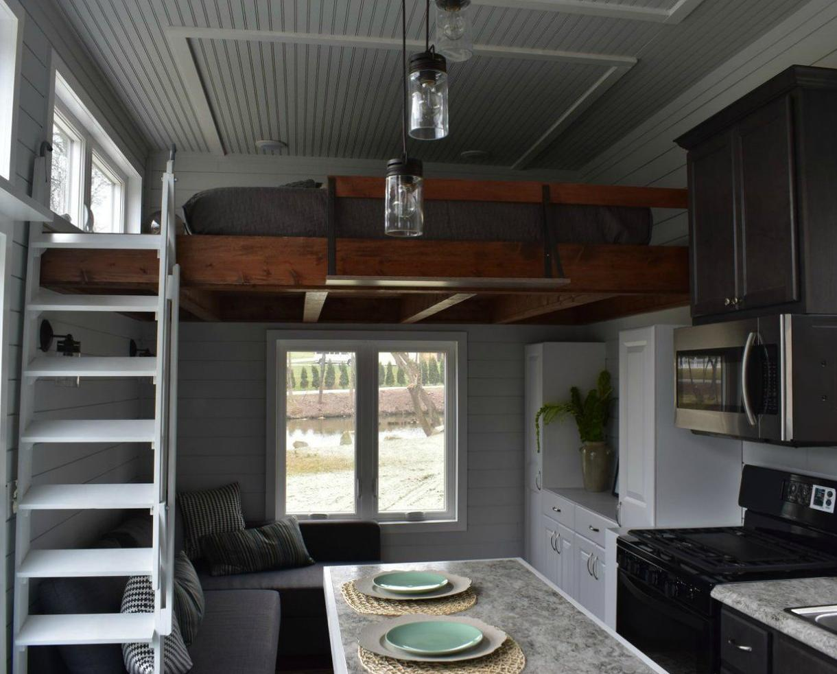 TINY HOME Getaway at BRAND NEW Tiny Estates
