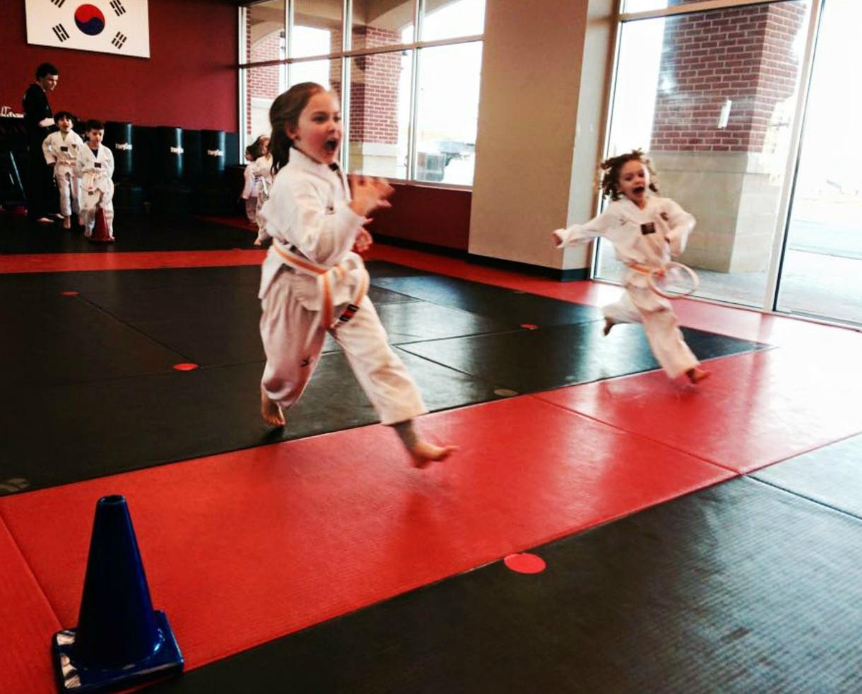 $209 for Award-Winning TopKick Martial Arts and Sports Camp for Ages 5-12 - ALL 5 LOCATIONS - South Riding, Potomac Falls, Broadlands, Purcellville and Leesburg (36% Off)