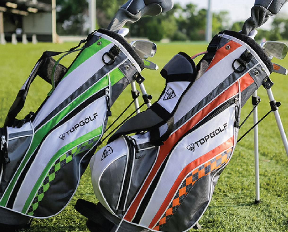 Enter to Win One Free Week of Topgolf Summer Academy + Free Set of Youth Golf Clubs