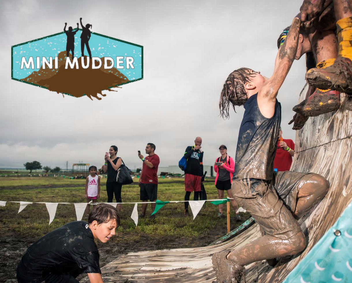 Deal: Tough Mudder 5K for Adults and Mini-Mudder Event for