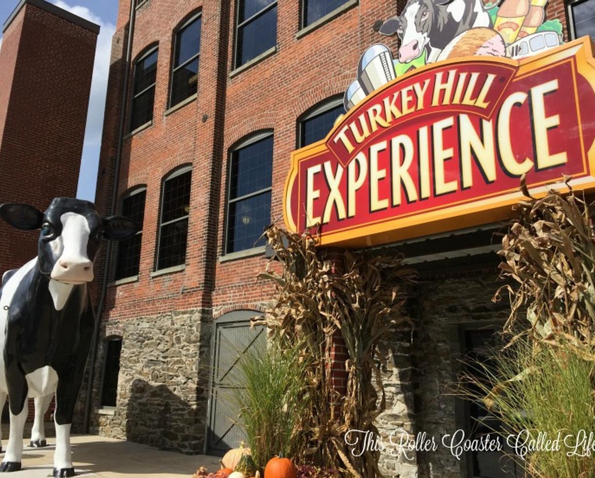 Turkey Hill Experience Admission - ICE CREAM!