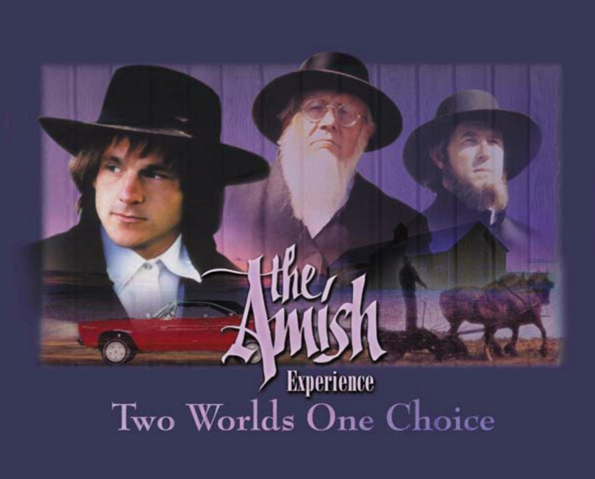 One CHILD Ticket to Jacob's Choice Theatre Show at The Amish Experience