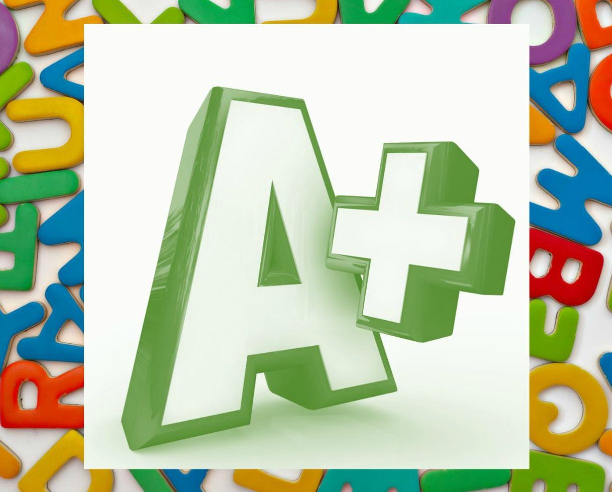 One Week of Half-Day A+ Learning Club Camp