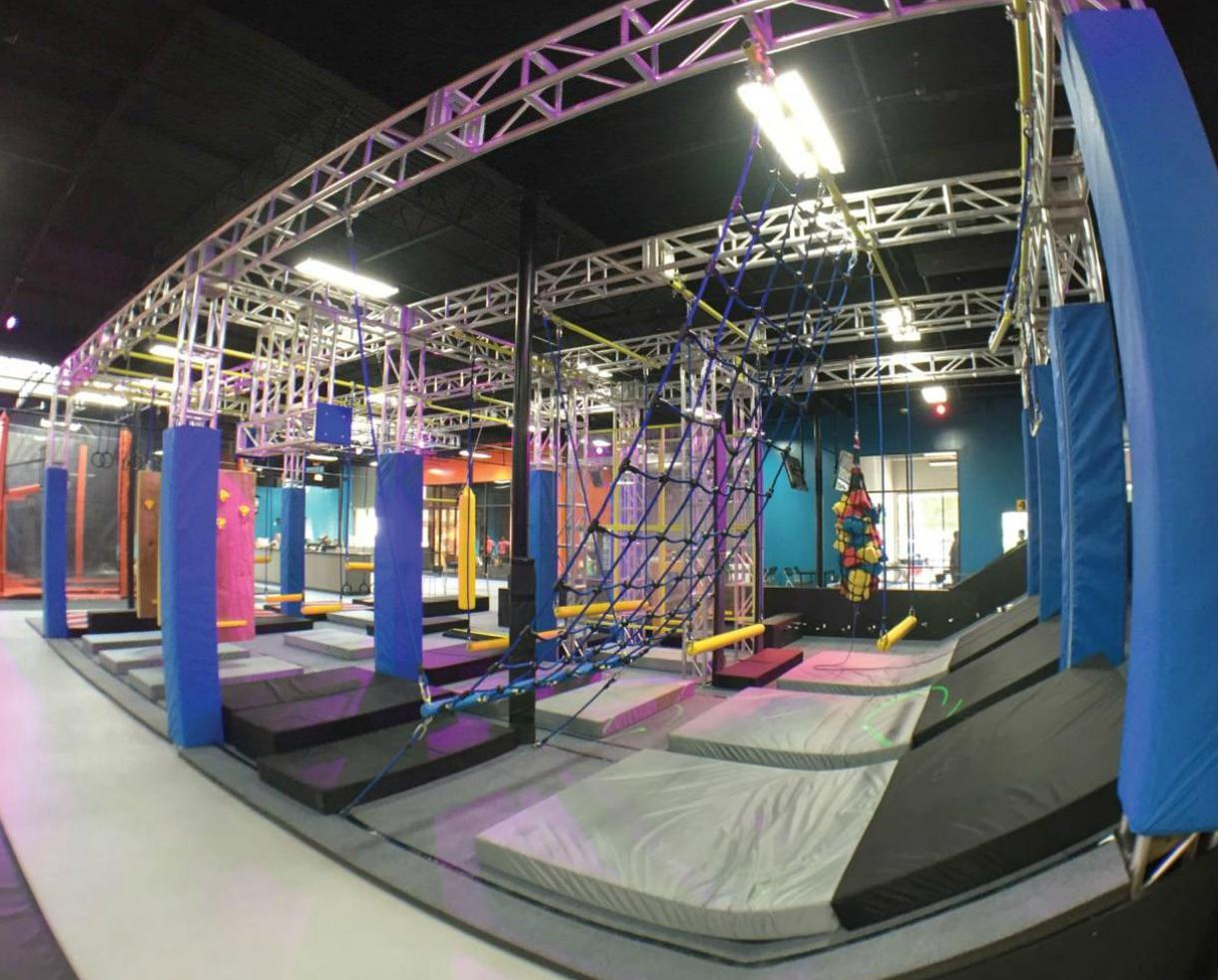TWO Ultimate Attractions Passes at Urban Air