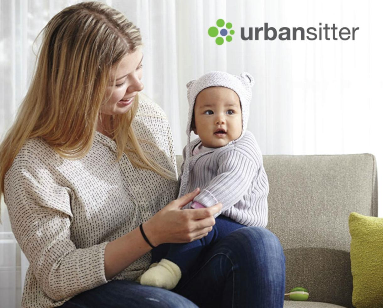 Save $75 on Sitters and Nannies in the New Year with UrbanSitter!