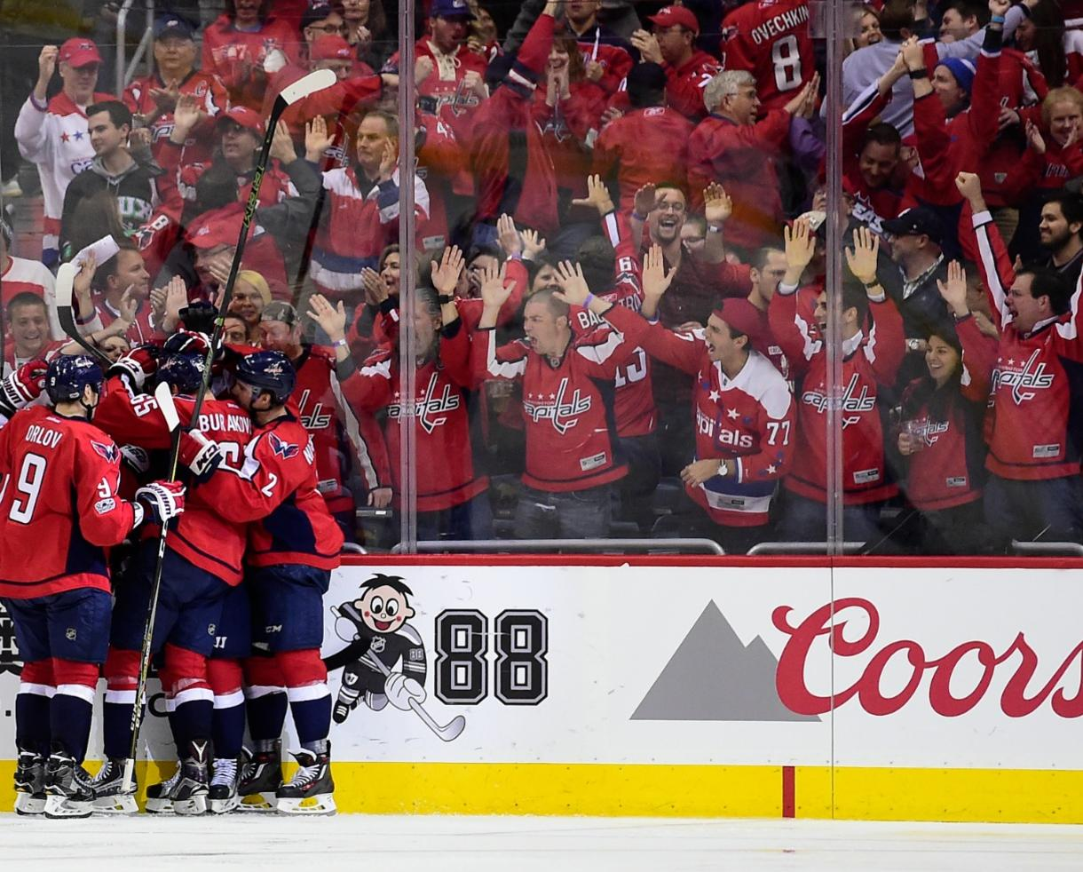 $29 for Washington Capitals Pre-Season Game Ticket ($49 Value - 41% Off)