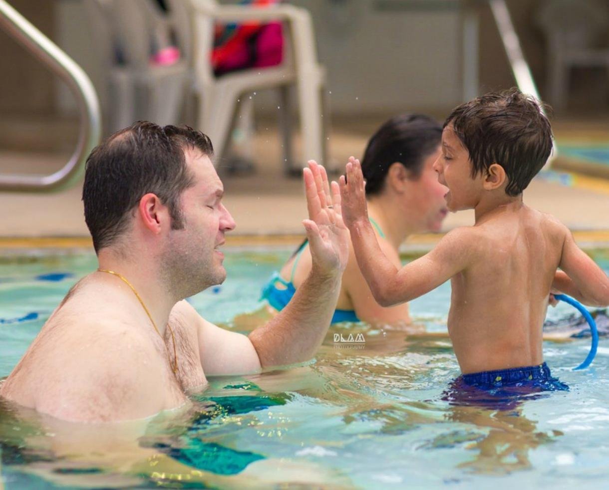 WaterWay USA Group Swim Lesson