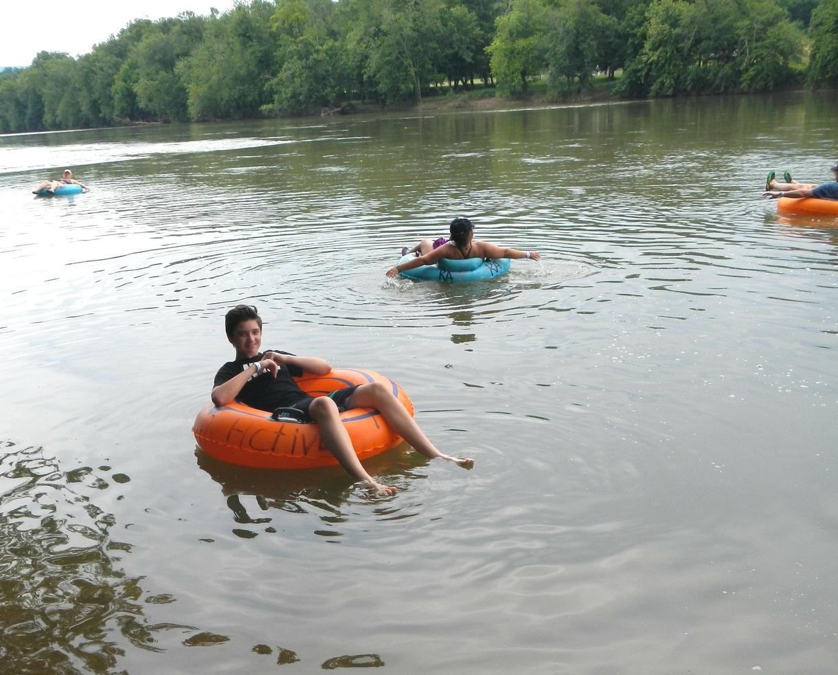 Watermelon Park Family River Tubing Adventure