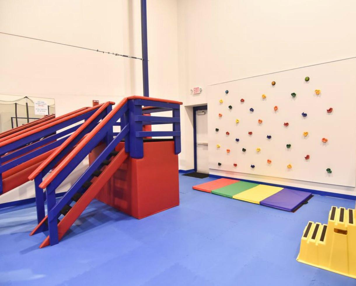 One Open Play Pass at We Rock the Spectrum Kid's Gym