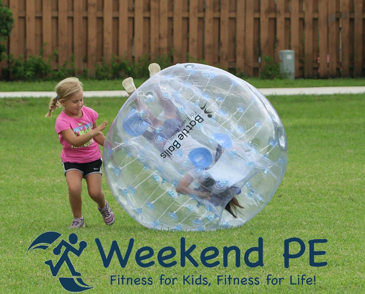 5-Pack of Weekend PE Classes at Tropical Park