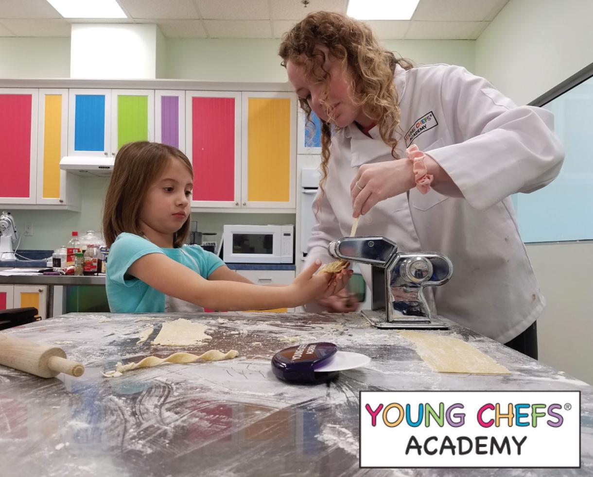 Marietta Young Chefs® Academy Camp