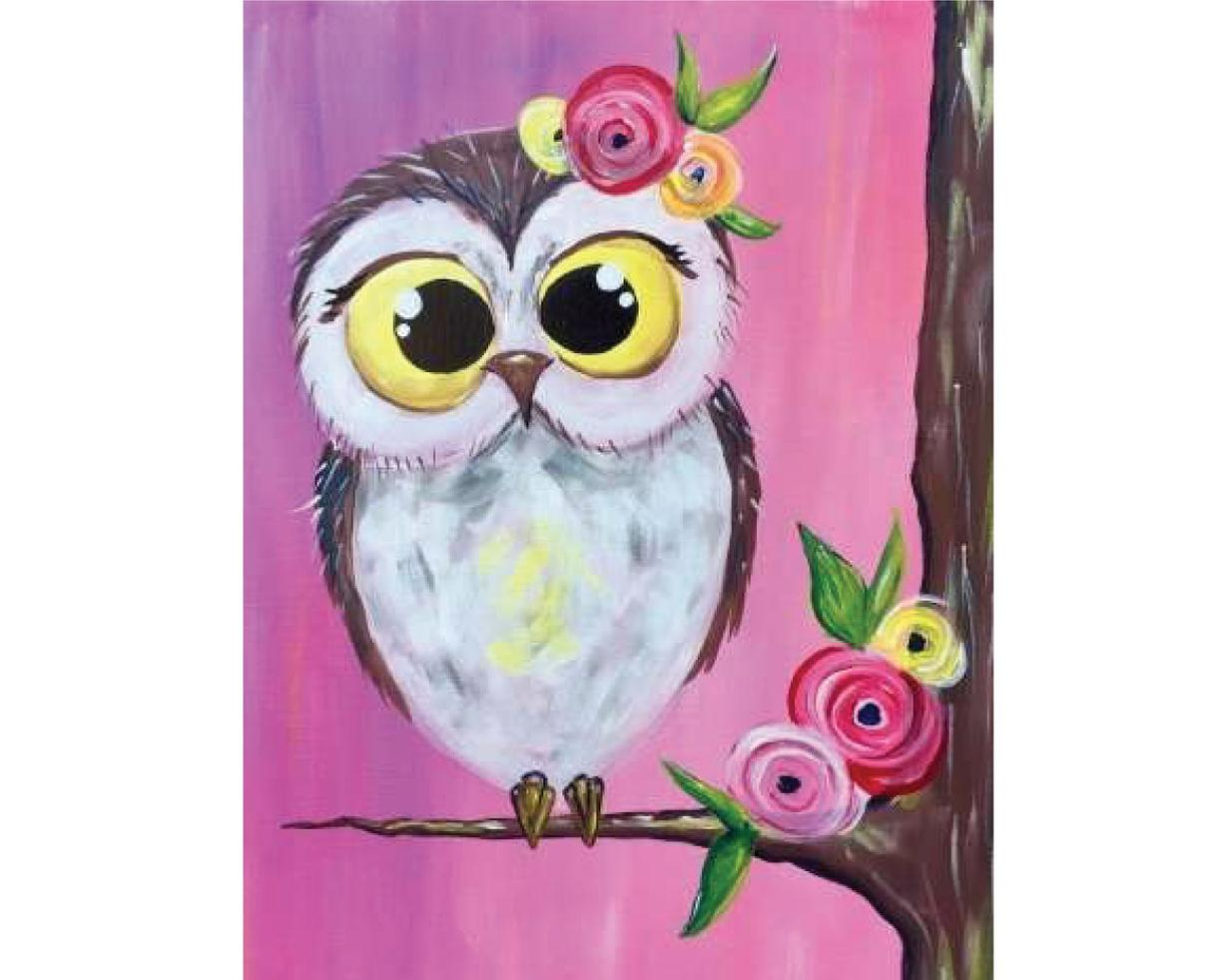50% Off Virtual Family Paint Nite Sessions