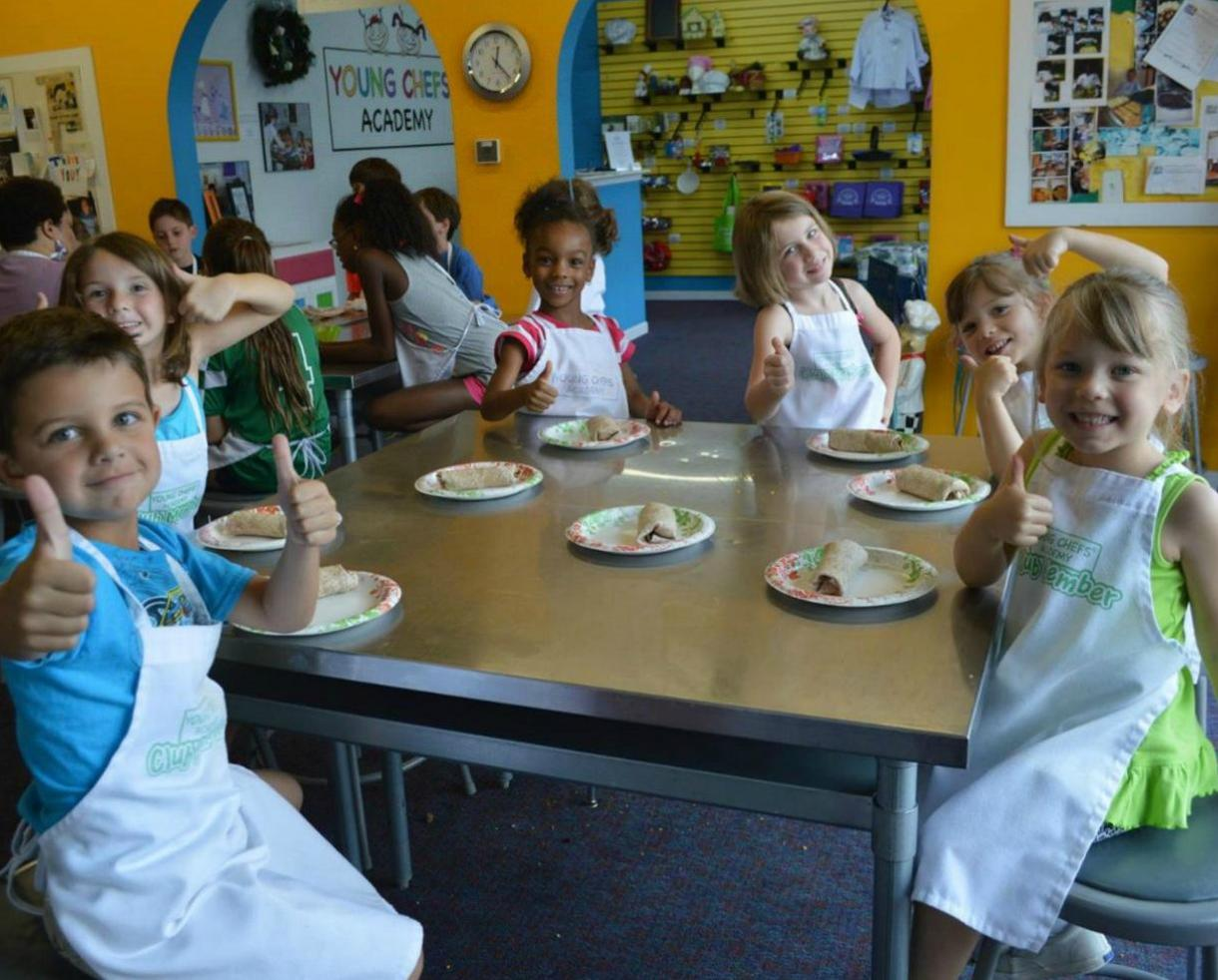 Young Chefs® Academy Drop-In Cooking Class