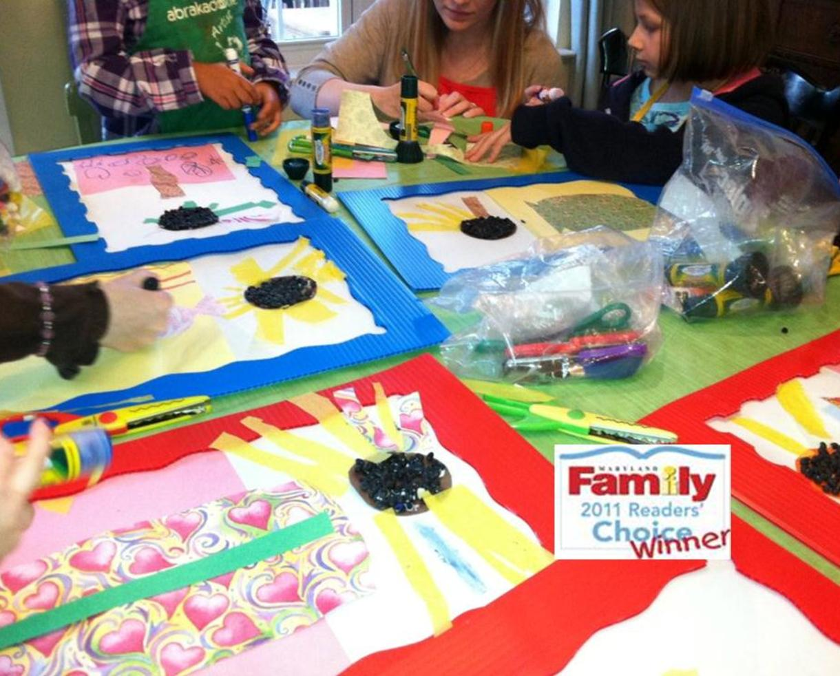 $150 for Abrakadoodle Art-Y Party for 15 Children (40% off)
