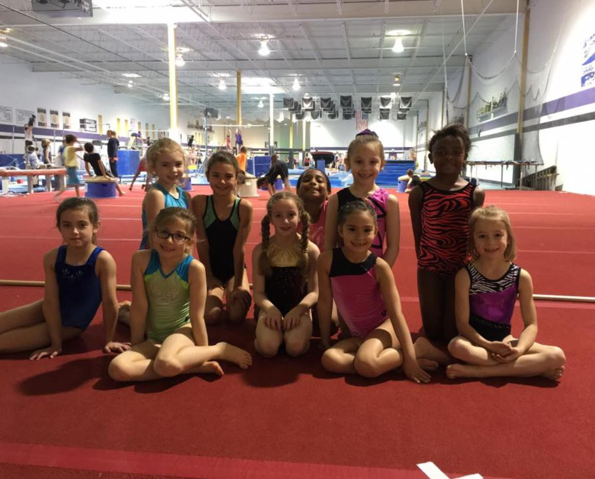 $175 for 12 Weeks of Gymnastics Classes at All Pro Gymnastics & Cheer Academy - Elkridge ($50 Off)