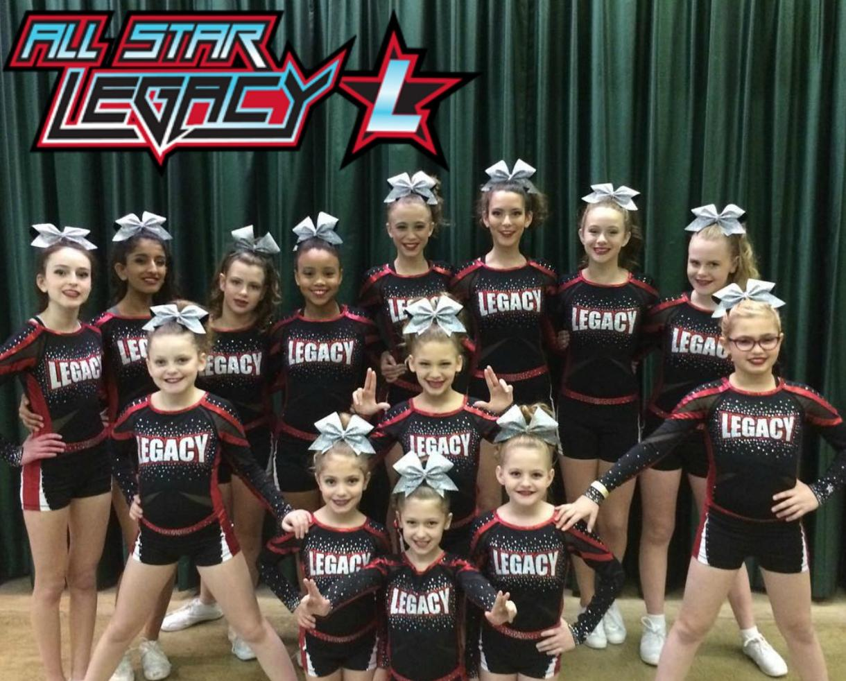All Star Legacy Cheer Classes