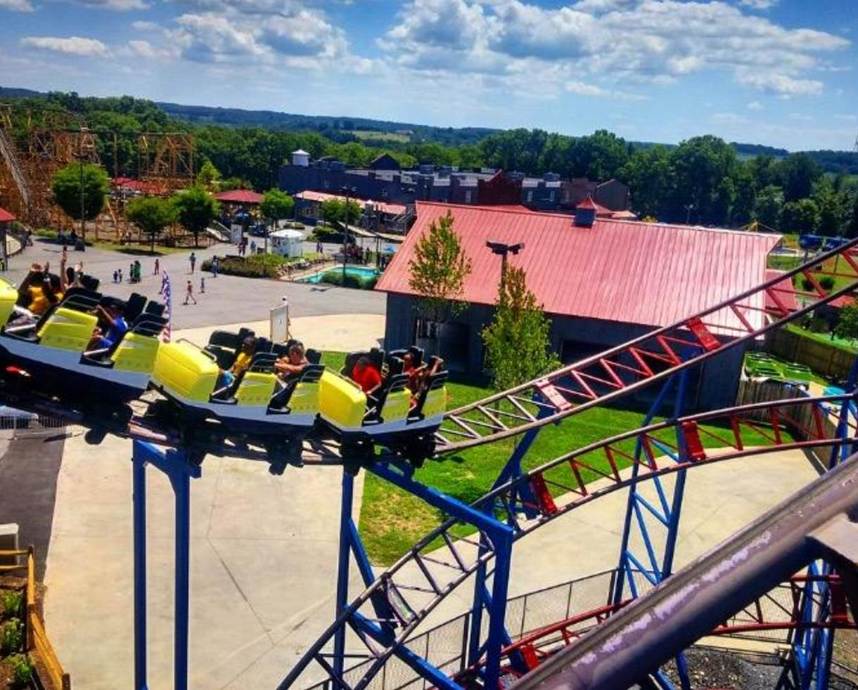 Adventure Park USA ALL-DAY Extreme Pass