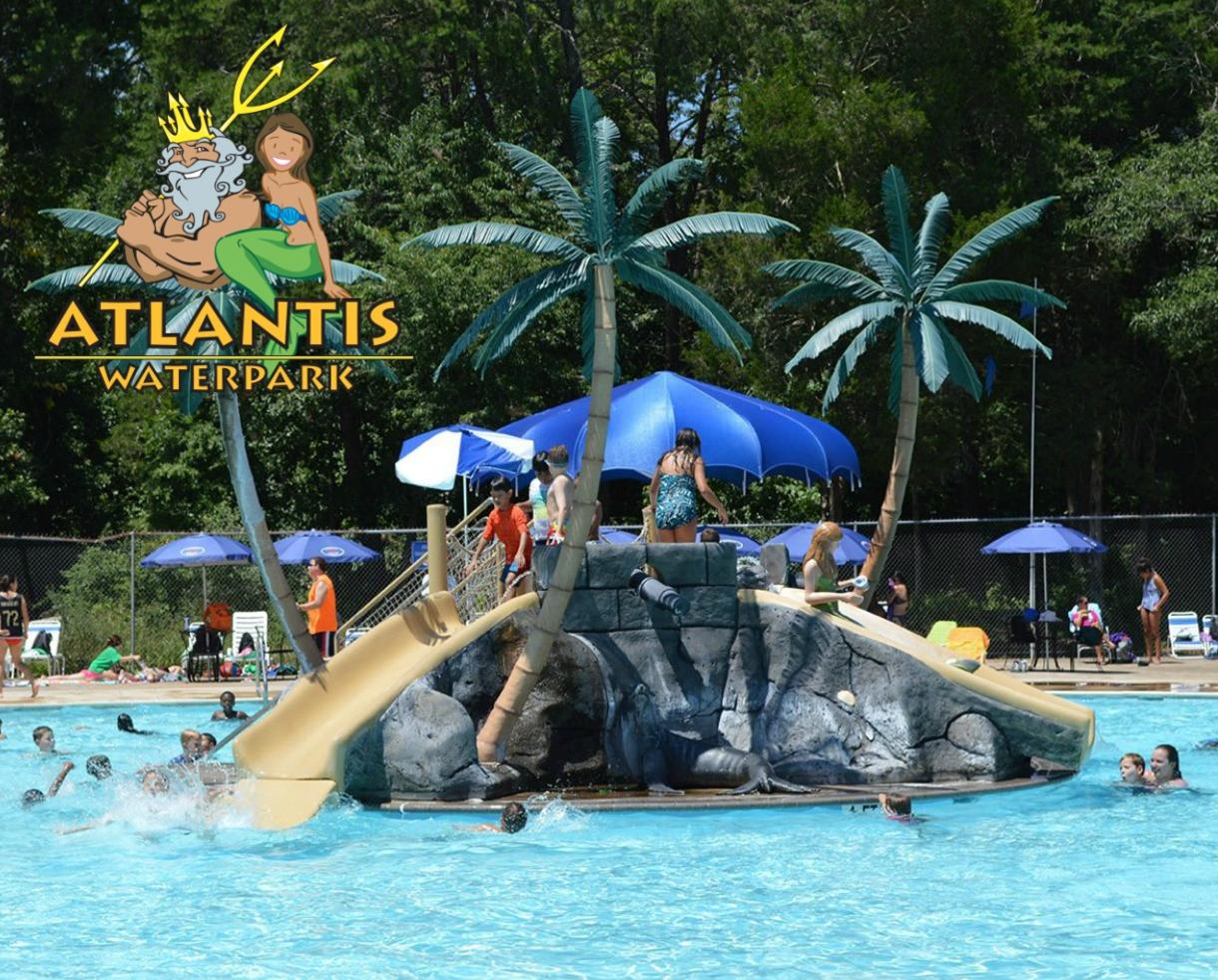 Atlantis Waterpark Admission