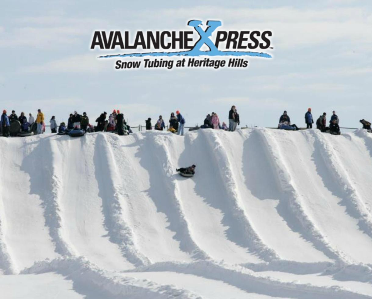 Snow Tubing Rates & Hours
