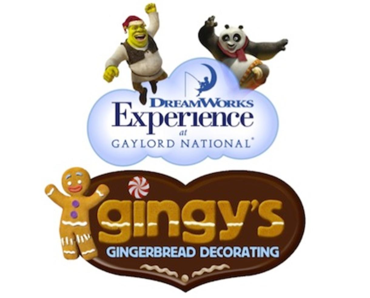 $36 for Family Fun Gingerbread Kit and Up to Four Meet & Greets with Gingy at the Gaylord National Harbor ($53 value -33% off)