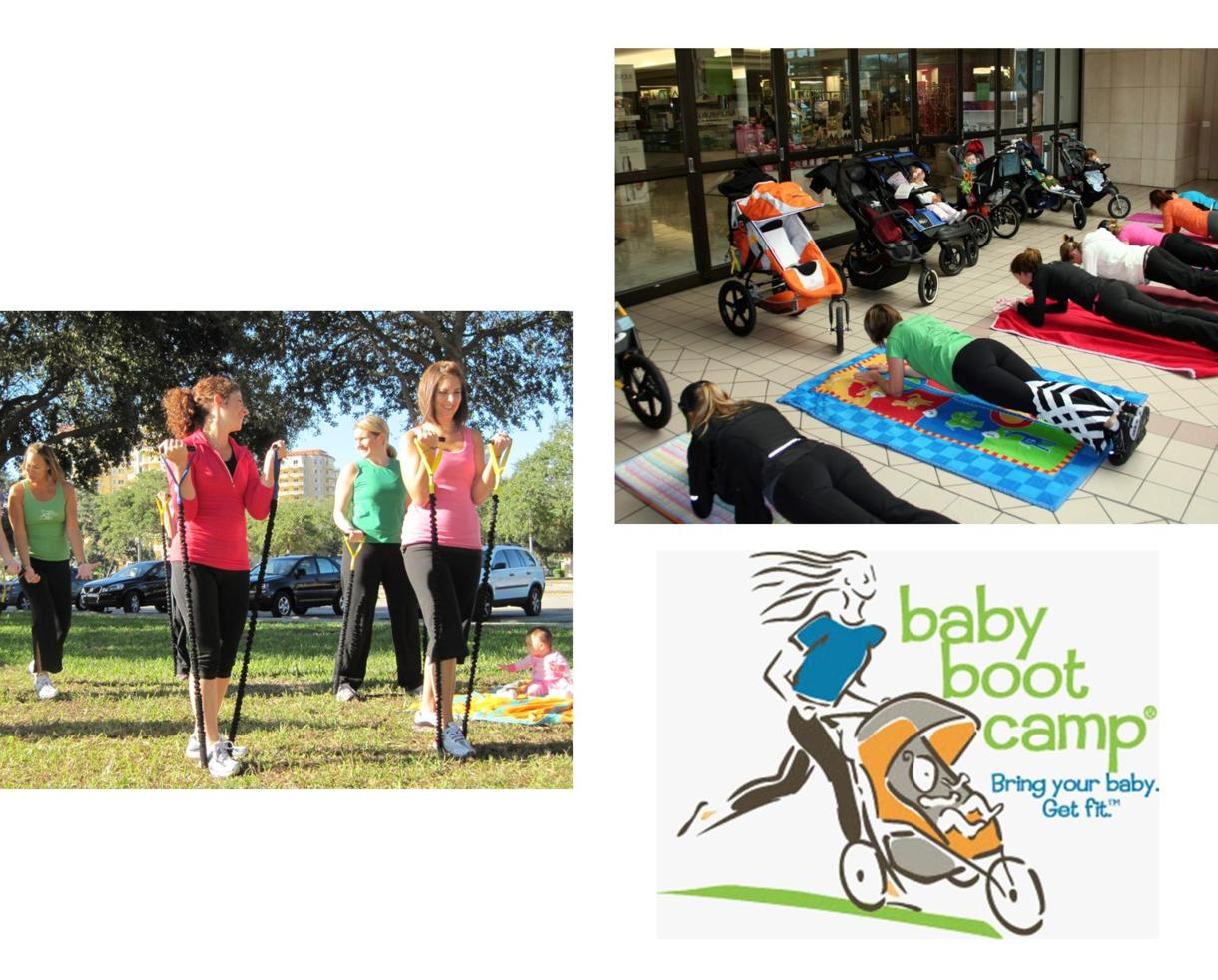 $46 for 6 Baby Boot Camp Classes and Equipment ($92 value - 50% off)