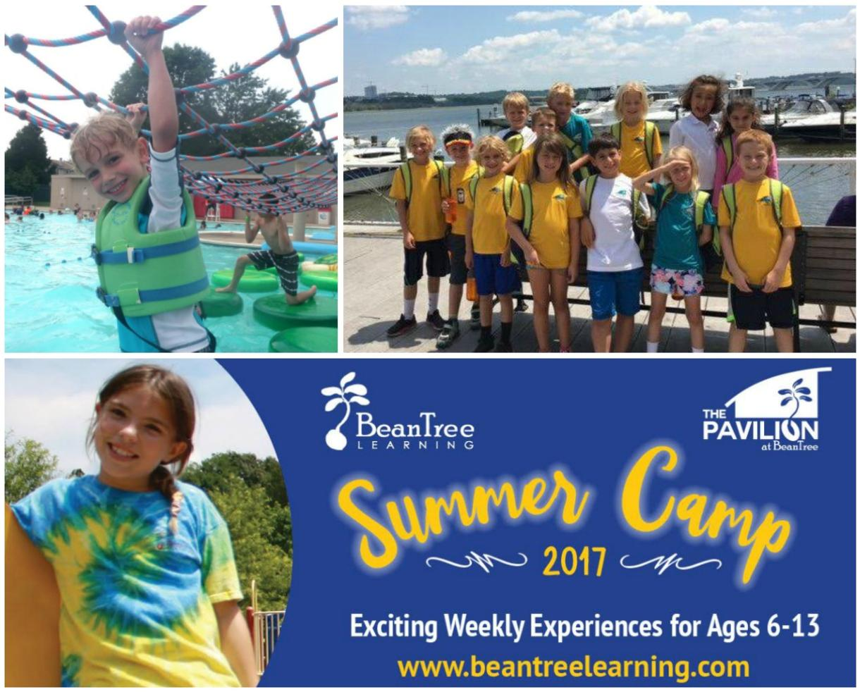 $325+ for The Pavilion at BeanTree Summer Camps for Ages 6 to 14 - Ashburn (32% Off)