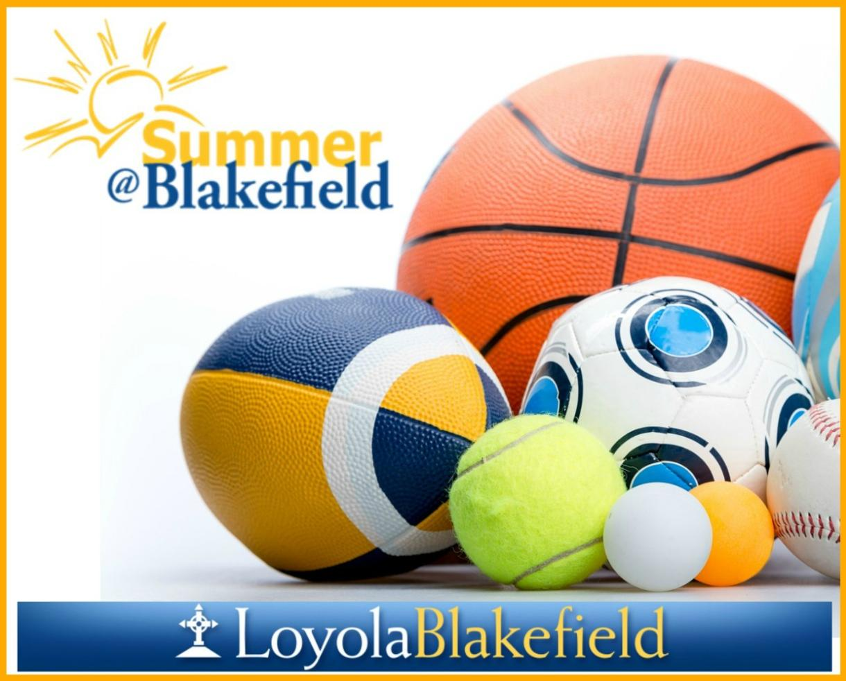 $128+ for Loyola Blakefield Co-Ed Basketball, Volleyball, Boys Football, Girls Field Hockey, Girls Lacrosse or Boys Lacrosse Camp - Ages 8-17 -Towson (Up to $78 Off!)