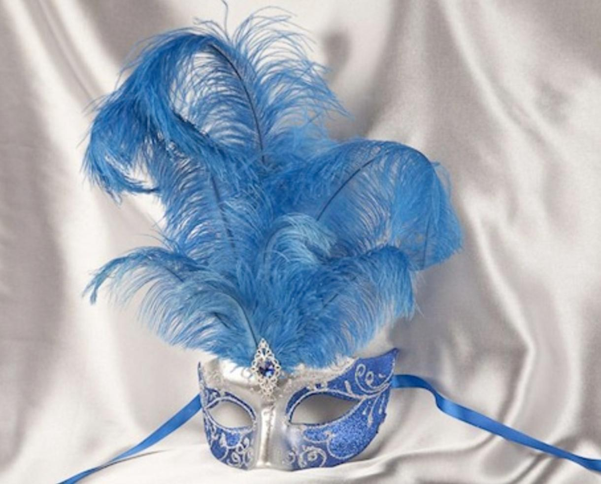 $49 for Adult AND Child Entrance to First Annual Snowball and Ice Masquerade Ball at Bethesda North Marriott Hotel ($75 value) OR $225 for All-Inclusive Party at Cutie Patootie Birthdays and Such