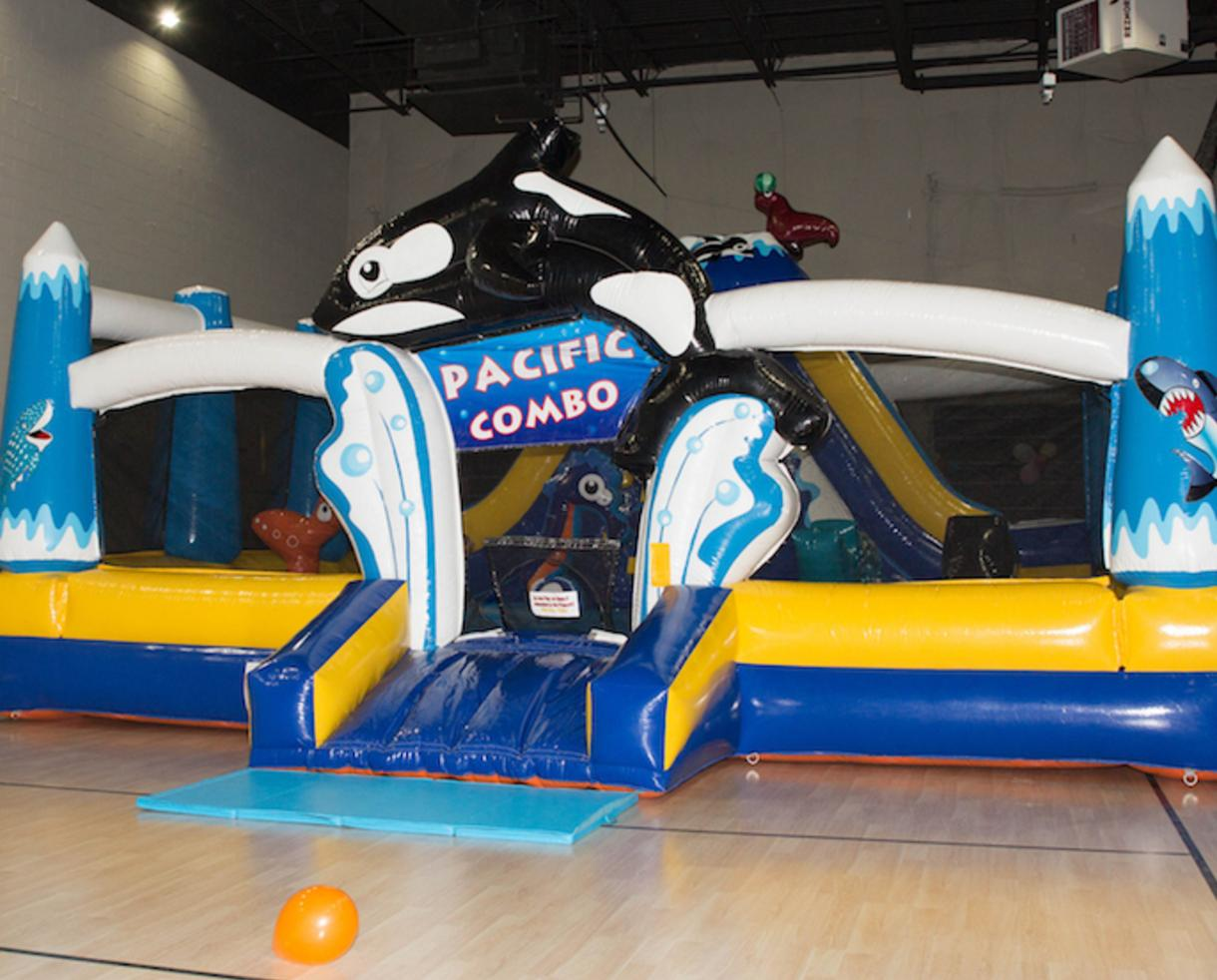 $150 for 2-Hour Bounce Birthday Party for Up to 15 Kids at Libero Bounce & Party in Sterling (40% Off)