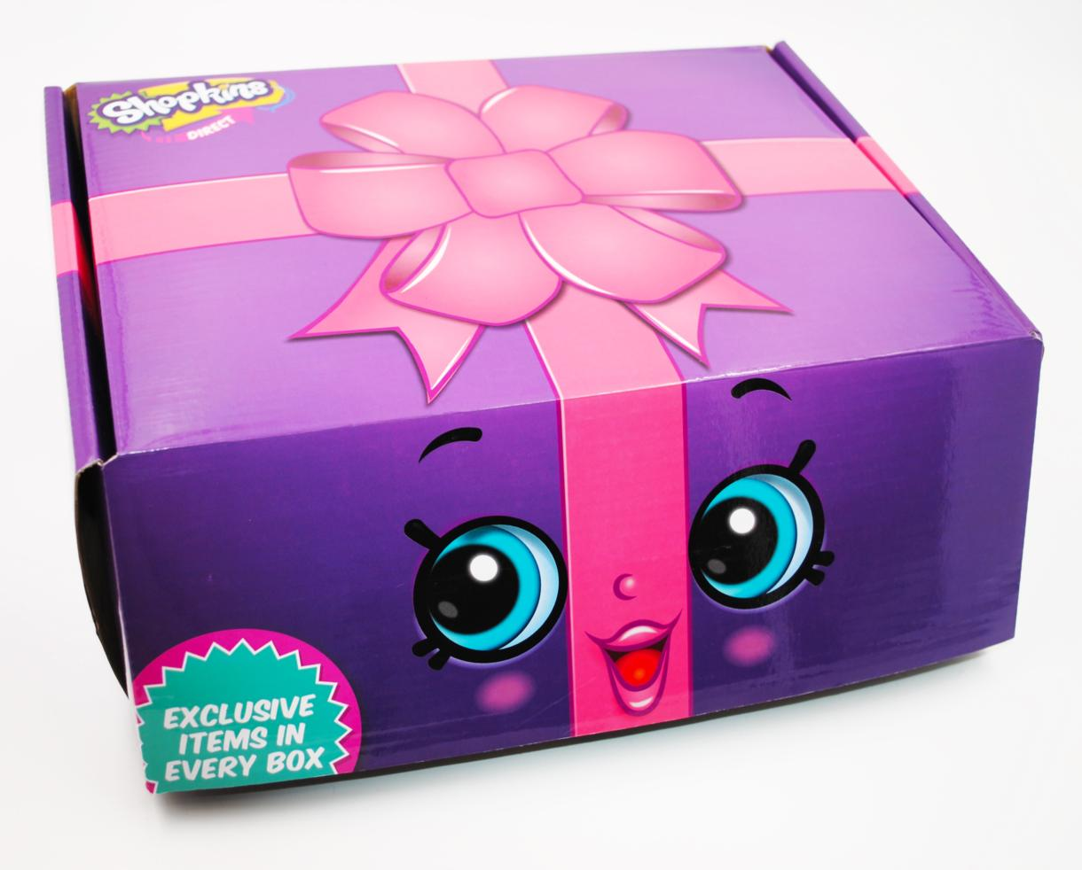 $17 for Shopkins Direct Premium Subscription Box - $70+ Worth of Exclusive Shopkins Items Not Available in Stores! (44% Off)
