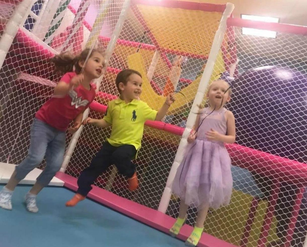 Bubala Indoor Playground Birthday Party Package