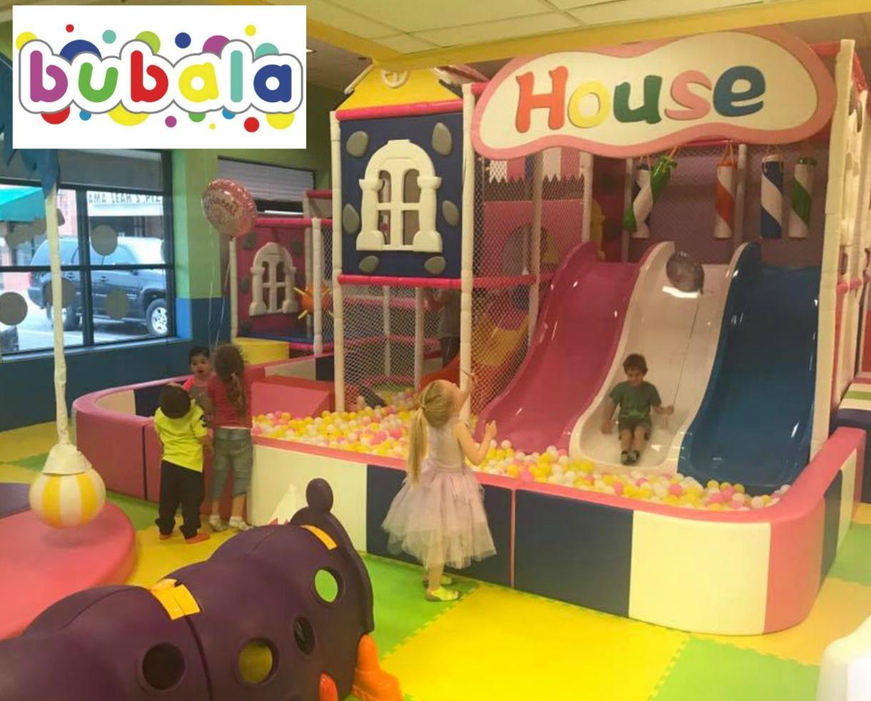 Deal: Bubala Indoor Playground Play Passes | CertifiKID