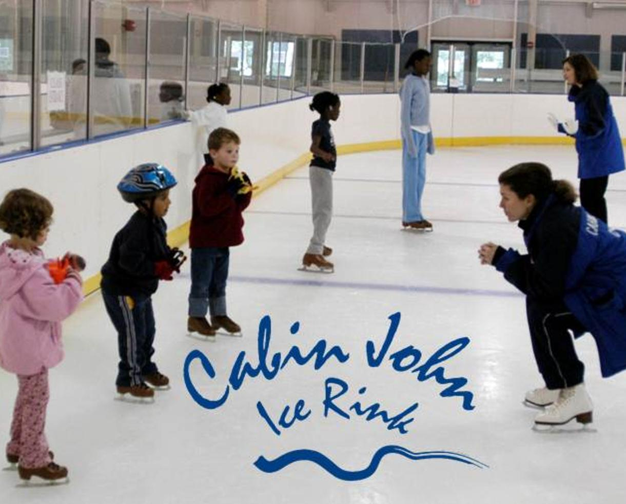 6 weeks of ice skating lessons for pre schoolers cabin