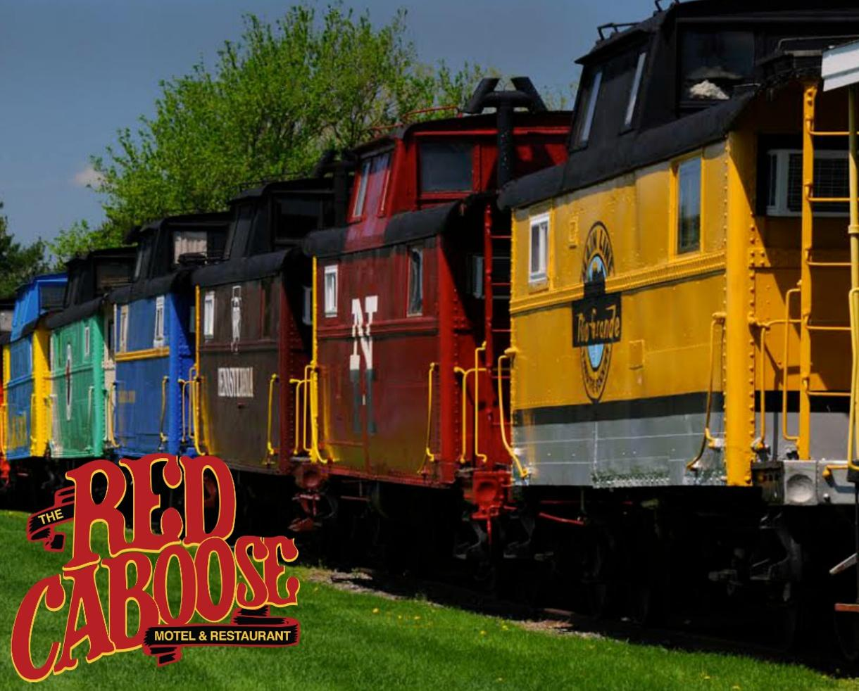 $99 for The Red Caboose Motel Weekday Overnight Stay in a Real Caboose - $15 Deposit Paid Now