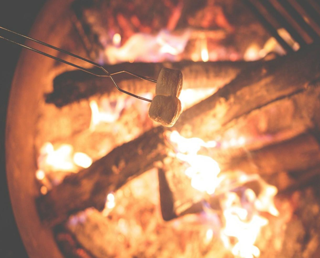 $150 for 3-Hour Private Campfire + Admission for Up to 10 People to Montpelier Farms ($295 Value - 50% Off)