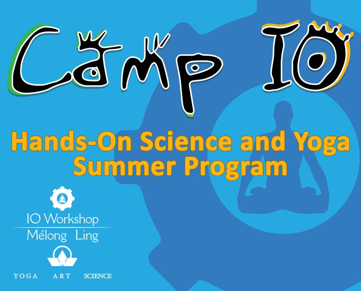Up to 33% Off Camp IO Science & Yoga Summer Camp for Ages 5 to 12 - Columbia