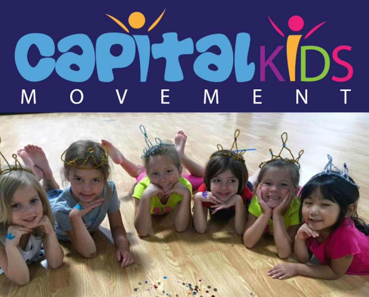 $45+ for Capital Kids Pirate, Princess, Superhero or Dance/Cheer Camp for Ages 3-6 - Ashburn (Up to 49% Off!)
