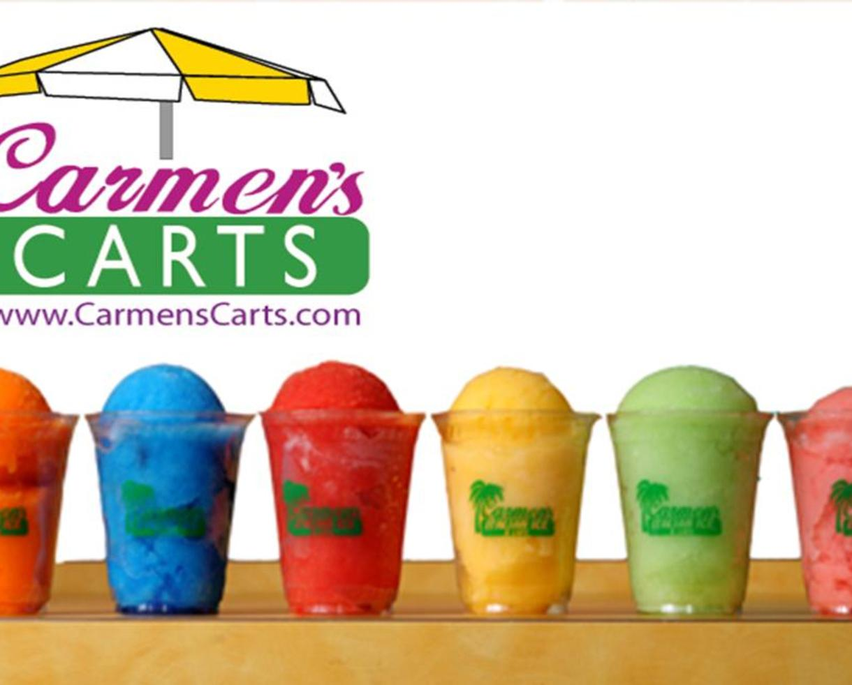 $50 for Carmen's On The Fly Italian Ice Party (50% off - $100 value)