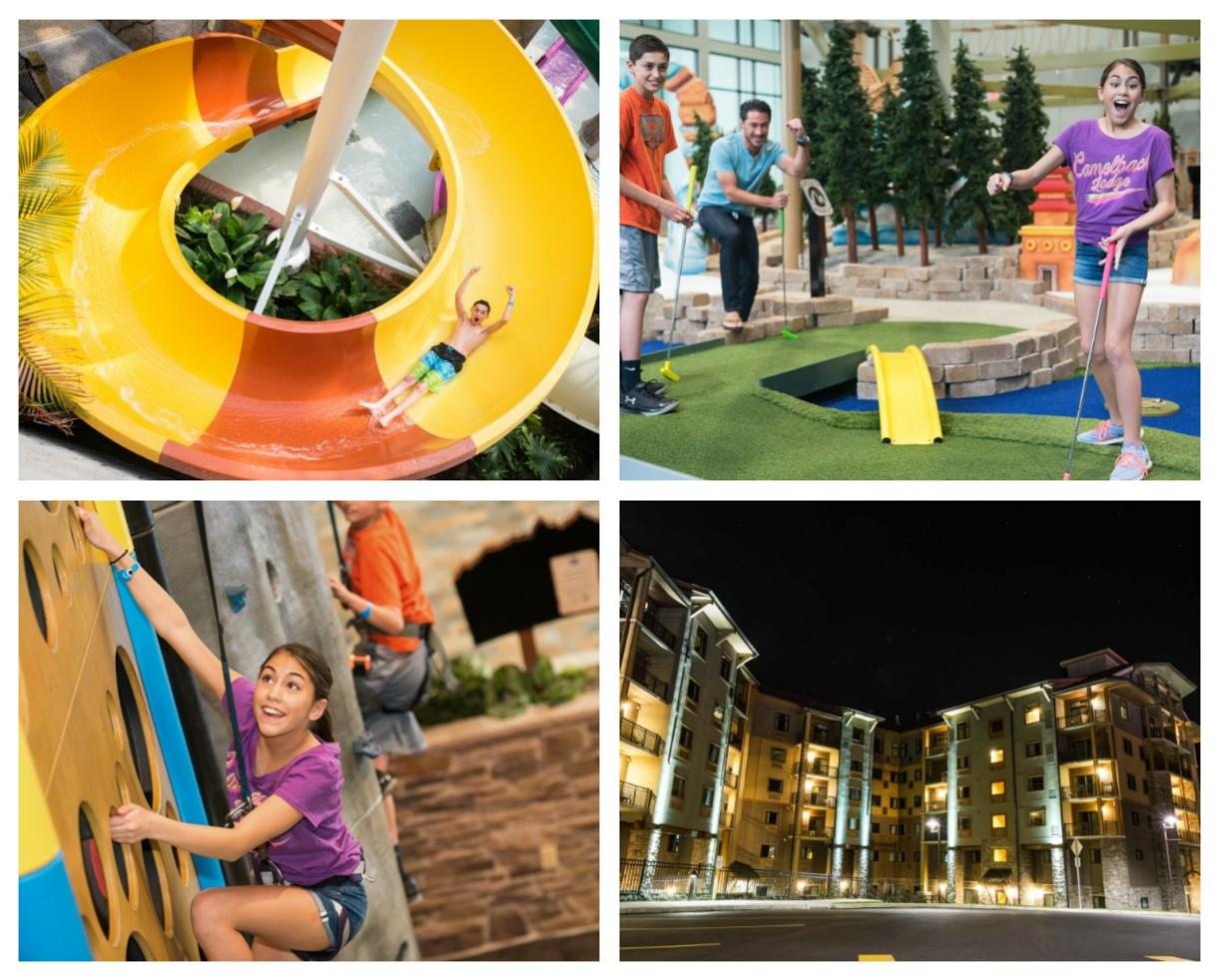 Up to 25% Off Camelback Resort Family Getaway: Hotel Stay, Water Park, Mountain Coaster, Breakfast & More! Pocono Mountains, PA