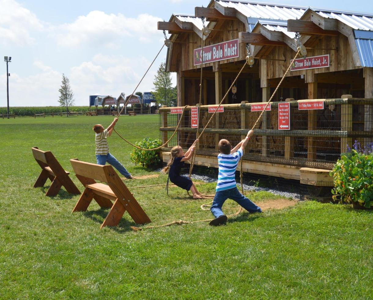 Cherry Crest Adventure Farm - Spring Farm Fun Pass