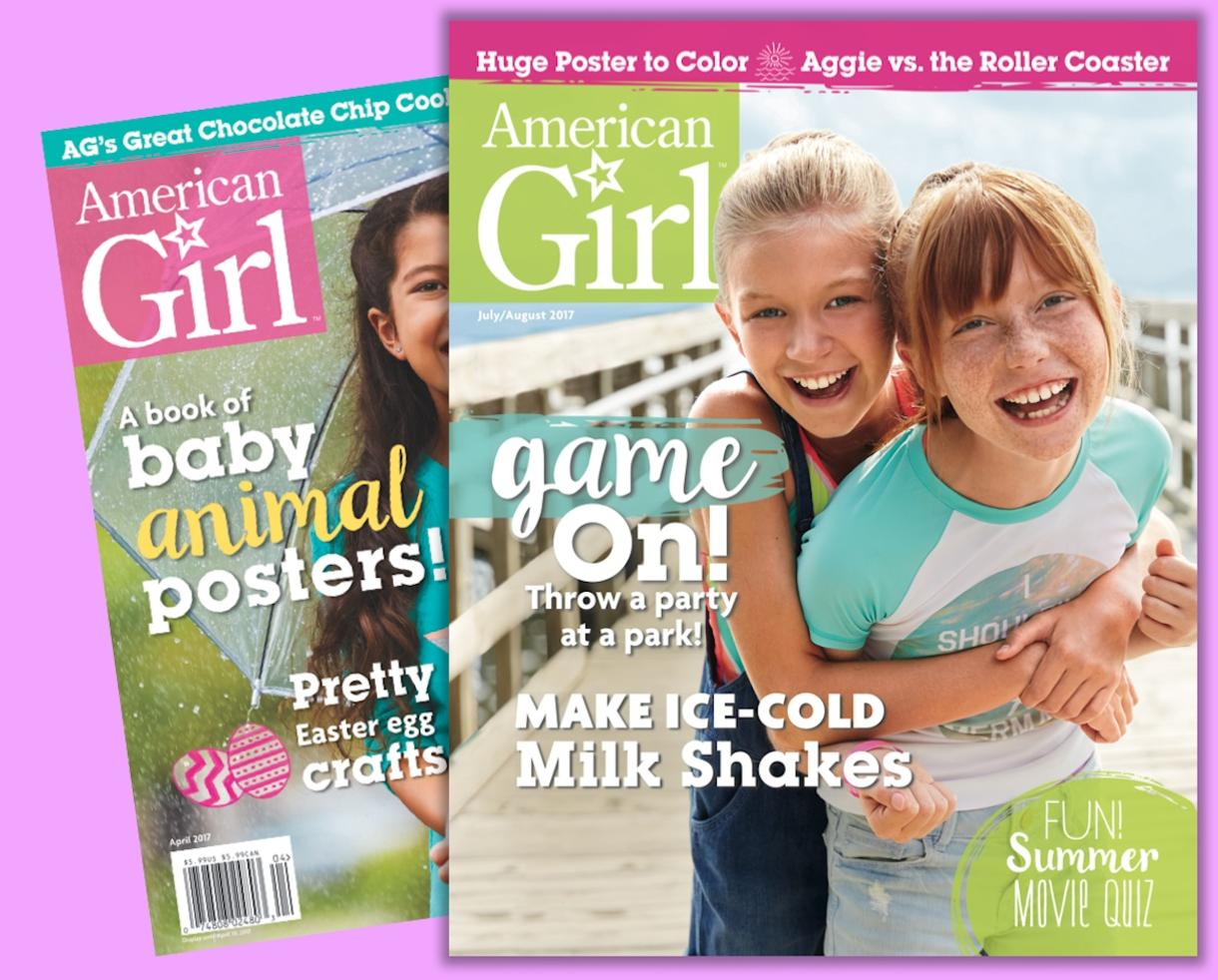 $12+ for 1-Year American Girl® Magazine Subscription (Up to 67% Off)