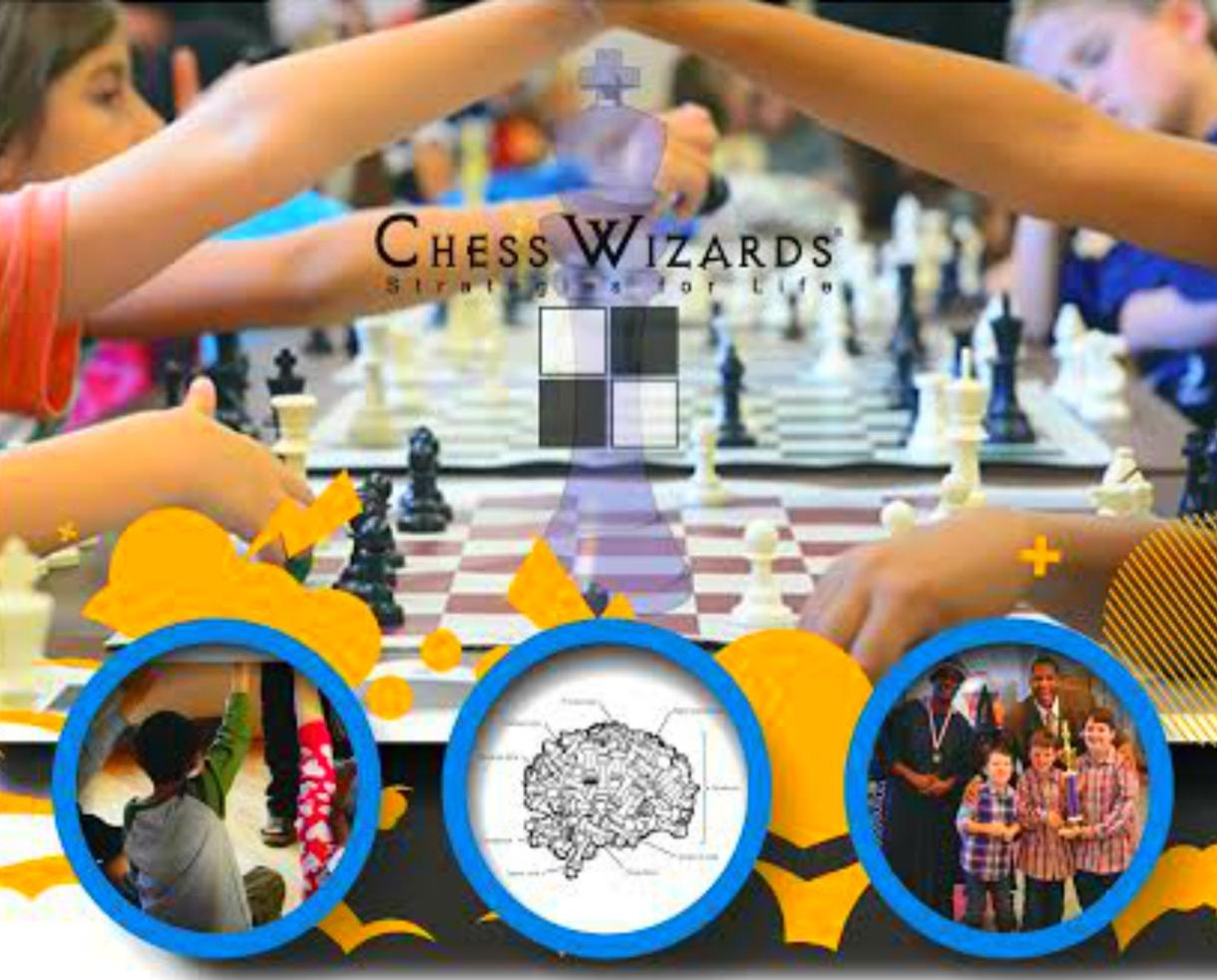 $135+ for Chess Wizards Camp for Ages 6 to 12 - TEN Locations in DC, MD & VA!