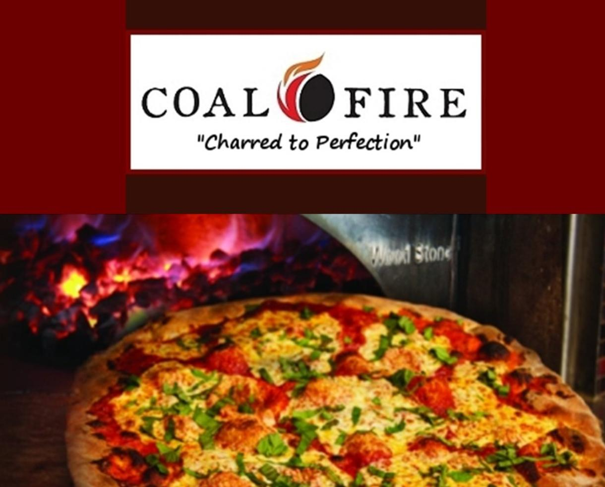 Image result for coal fire pizza