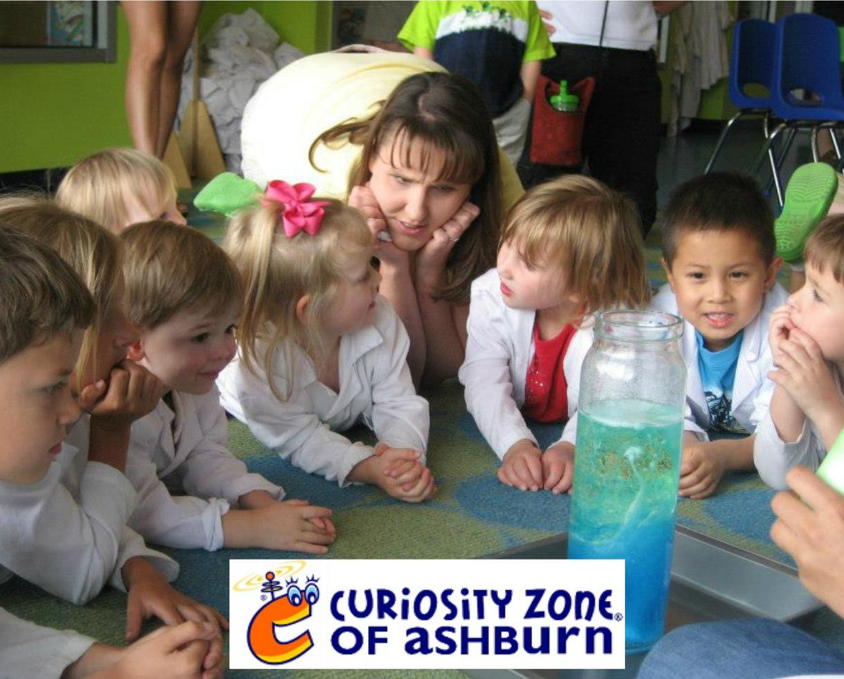 $32+ for Curiosity Zone 1-Day School's Out Camp for Ages 4 to 10 - Ashburn (30% Off)
