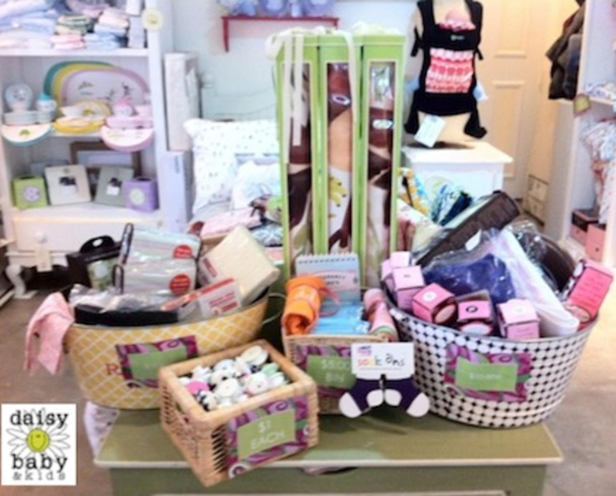 $25 for $50 Worth of Products from Daisy Baby & Kids Boutique in Bethesda (50% off)